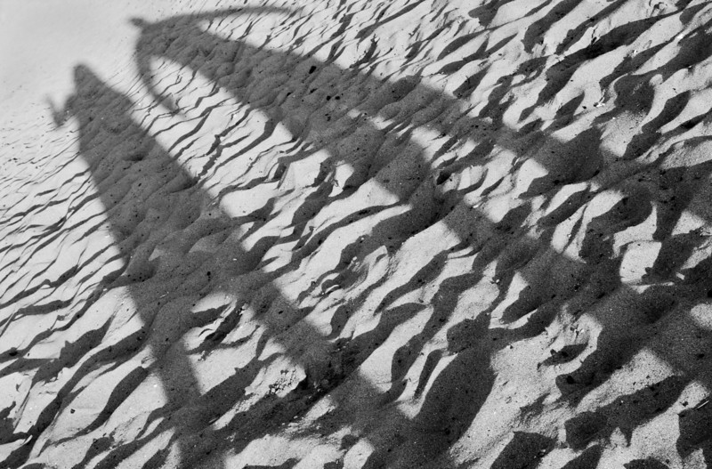 beach shadow aliens<br /> <br /> Photographer's Name: wendy engquist