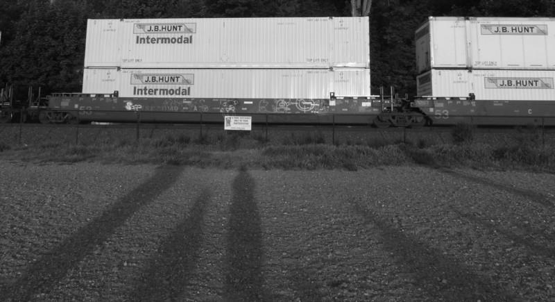 Train Watchers<br /> <br /> Photographer's Name: Syrinda Sharpe