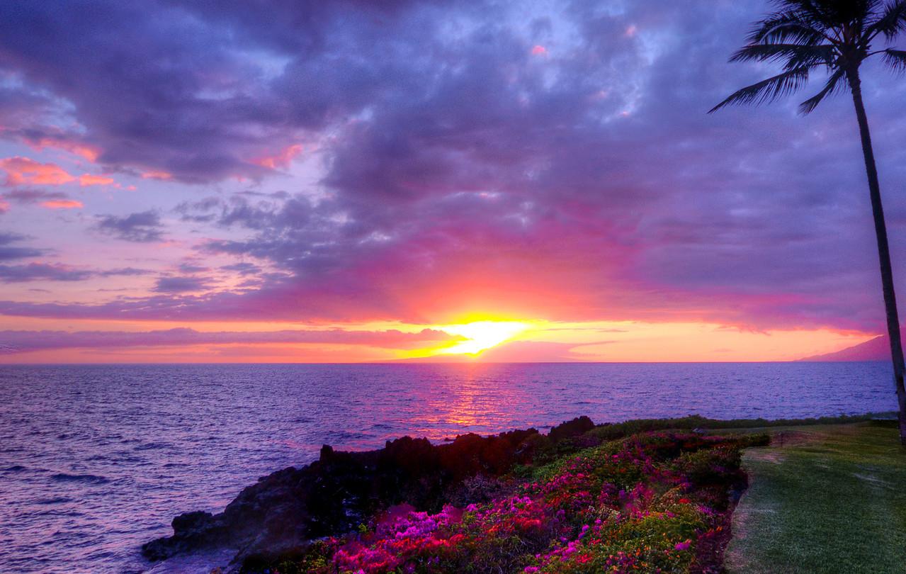 Makena Beach, Maui  Photographer's Name: Heather Dutra