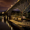 Aurora Bridge<br /> <br /> Photographer's Name: Frank Dobrushken