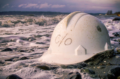 hard hat discovery  Photographer's Name: Dustin Tuttle