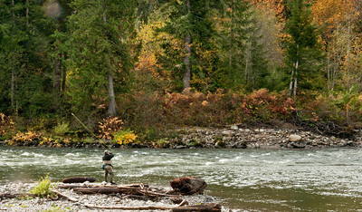 Snoqualmie river scene  Photographer's Name: wendy engquist