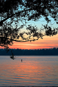 Sunset at O.O. Denny  Photographer's Name: Tom Chwojko-Frank