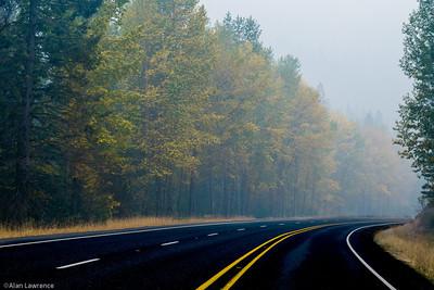 Smokey Fall  Photographer's Name: Alan Lawrence