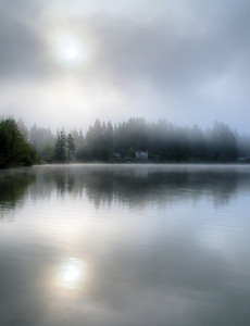 Misty Morning  Photographer's Name: Heather Dutra
