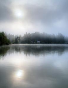 Misty Morning  Photographer's Name: Heather Dutra