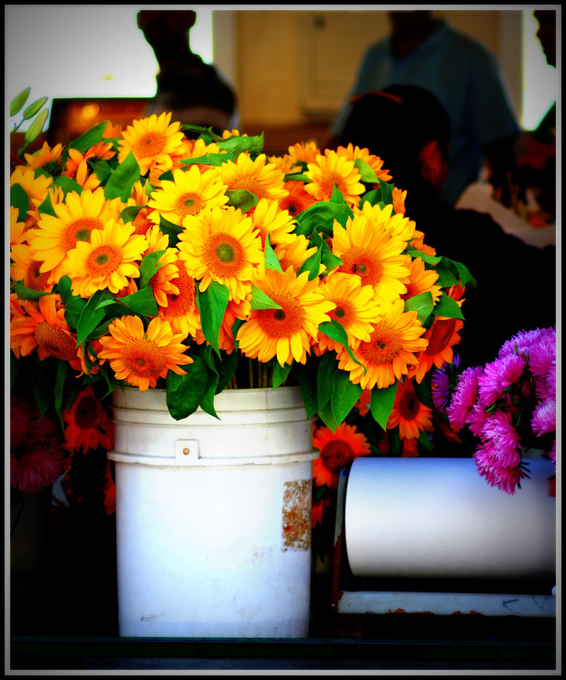 Pike Market .... Wonderful and such a Colorful place ...   Photographer's Name: Sunil Kuber