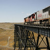 Leaving Cut Bank Montana<br /> <br /> Photographer's Name: Railway Imaging