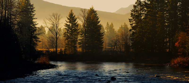 Middle Fork of the Snoqualmie River - North Bend, WA<br /> <br /> Photographer's Name: Derek  Young