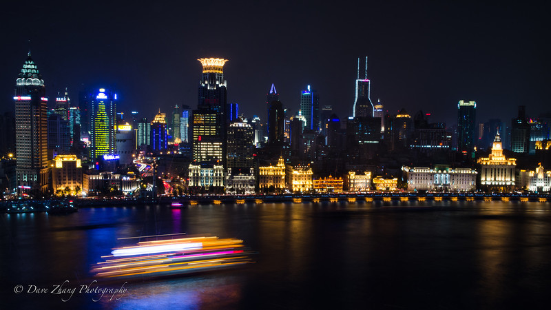 Shanghai Bund<br /> <br /> Photographer's Name: Dave Zhang