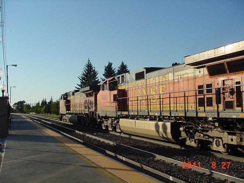 Passing Cut Bank Montana<br /> <br /> Photographer's Name: Railway Imaging