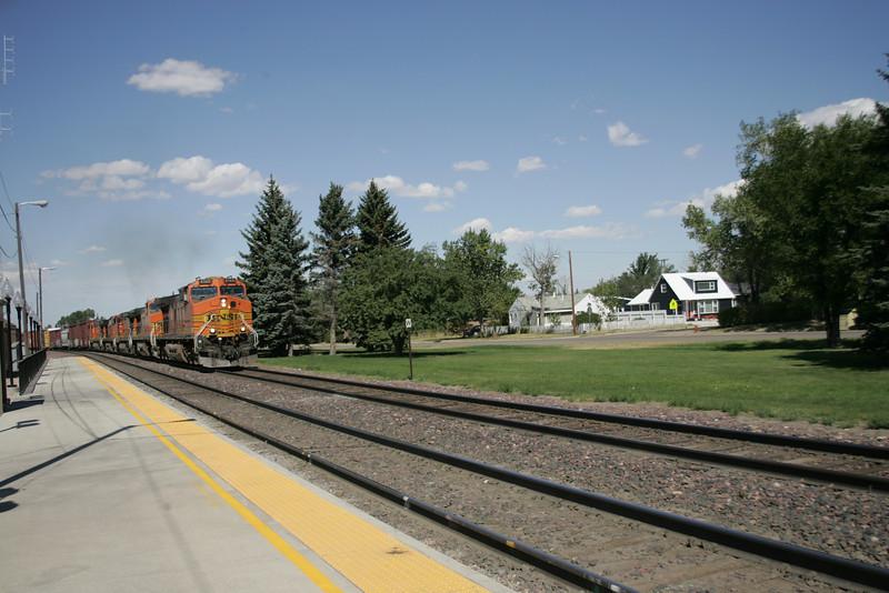 Cut Bak Montana<br /> <br /> Photographer's Name: Railway Imaging