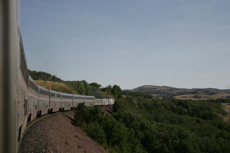 Montana Rockies<br /> <br /> Photographer's Name: Railway Imaging