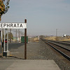 Ephrata Washington Station<br /> <br /> Photographer's Name: Railway Imaging