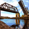 railroad bridge at ballard locks<br /> <br /> Photographer's Name: Dustin Tuttle