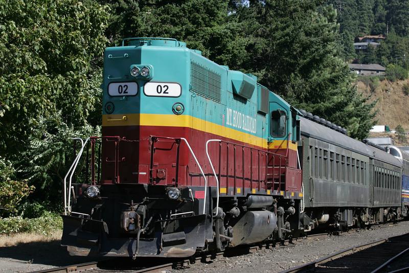 Hood River Rail Yard<br /> <br /> Photographer's Name: Railway Imaging