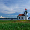 Point Robinson lighthouse<br /> <br /> Photographer's Name: Heather Dutra