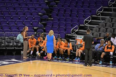 2014 WNBA All Star Trip