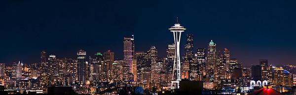 Seattle Trip Journal
