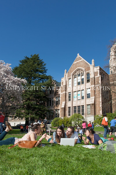University of Washington Students 68