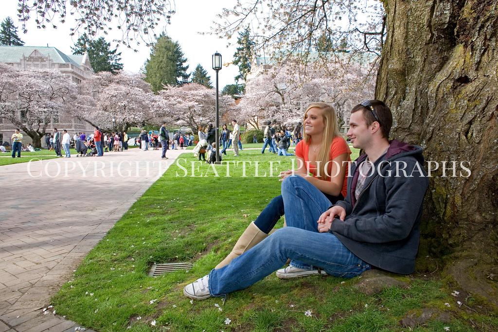 University of Washington Students 158