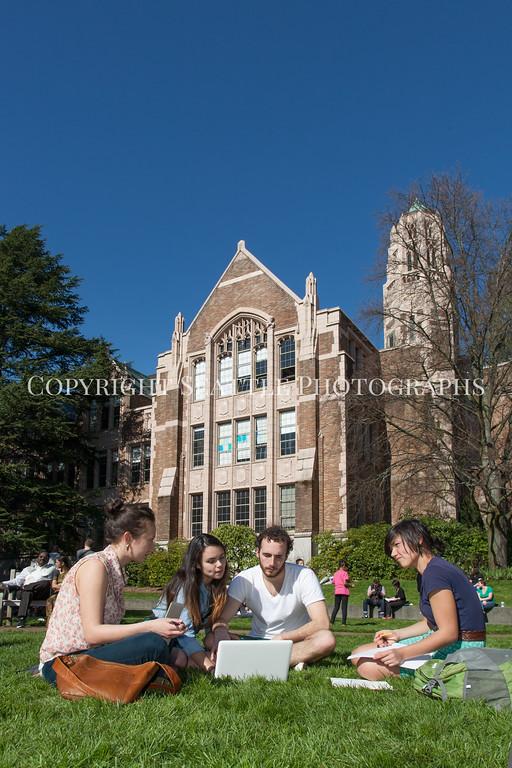University of Washington Students 66