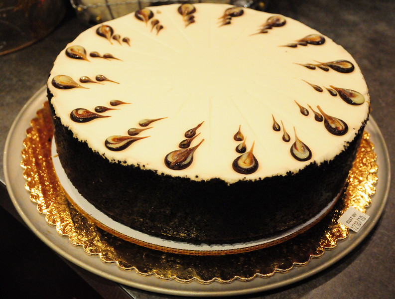 Midnight Mousse Torte
