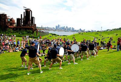 Honk Fest  May 2011