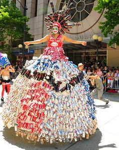 Pride Parade - Costumes