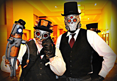 Steamcon October 27, 2012