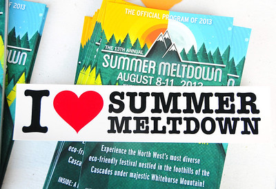 Summer Meltdown - 8-10-13