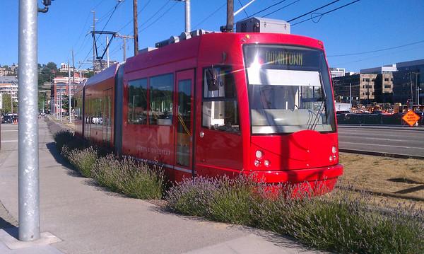 Random Streetcar Trains and Such