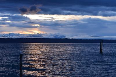 Edmunds Sunset March 2011
