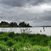 Stormy Juanita Bay Panorama May 2014