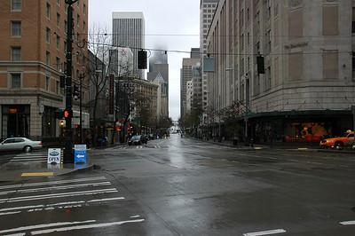 Seattle Walking Tour Late Jan 2011