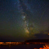 Shooting Star by Seawall Pond - Acadia National Park
