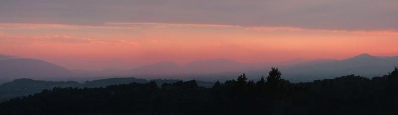 Stitched Panorama