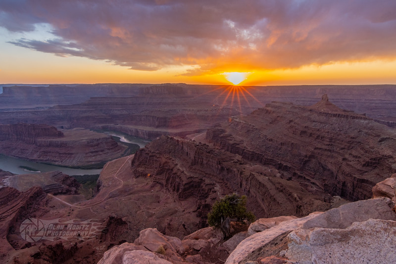 Sunset, Dead Horse Point