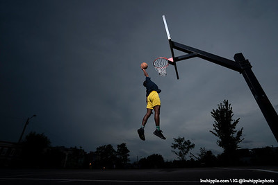 ray and sebastian basketball