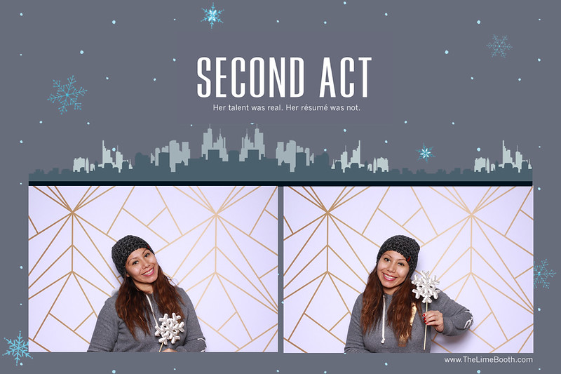 Second Act movie primer with Allied Marketing