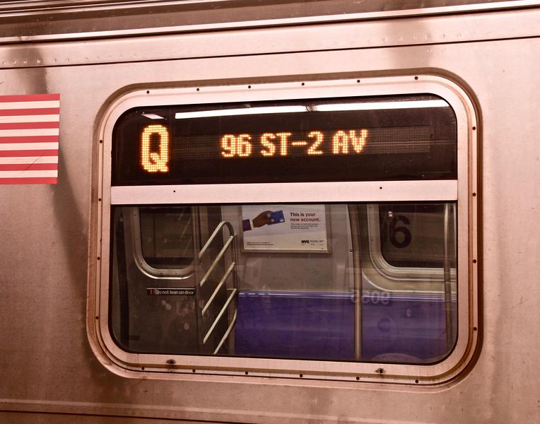 Uptown Q Train
