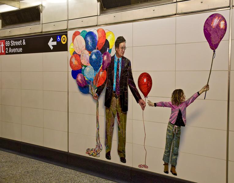 72nd Street Station Art #2