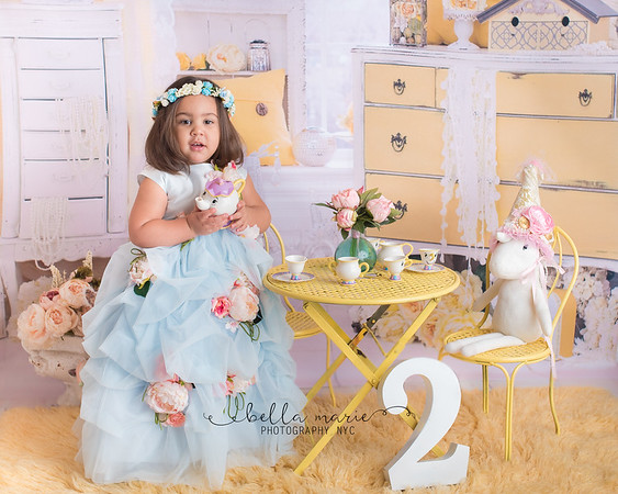 Shaeli Second Birthday Session