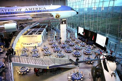 Air Force One at Ronald Reagan Library