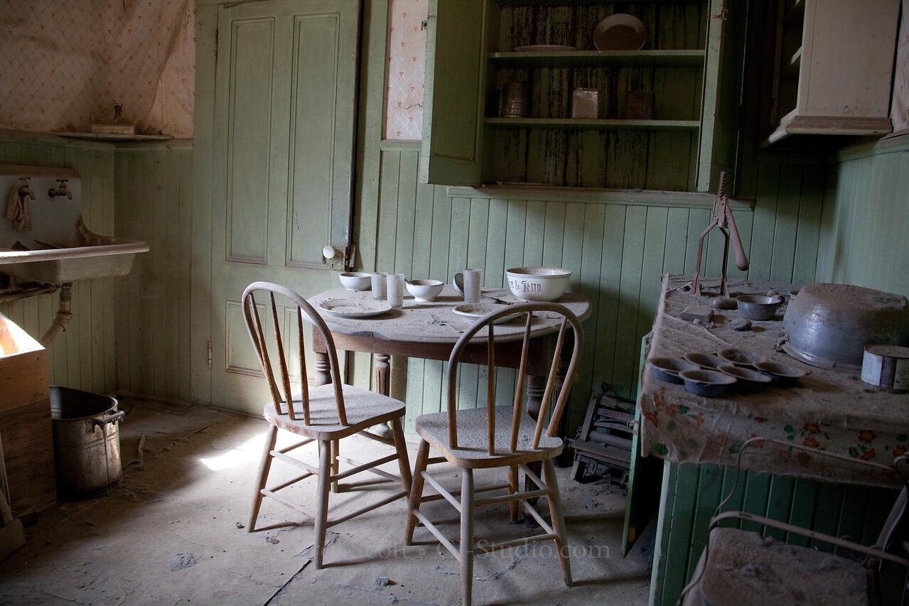 The Last Breakfast in Bodie