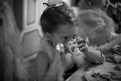 1930's Tea Time...Timeless