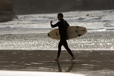 Twilight Surfer