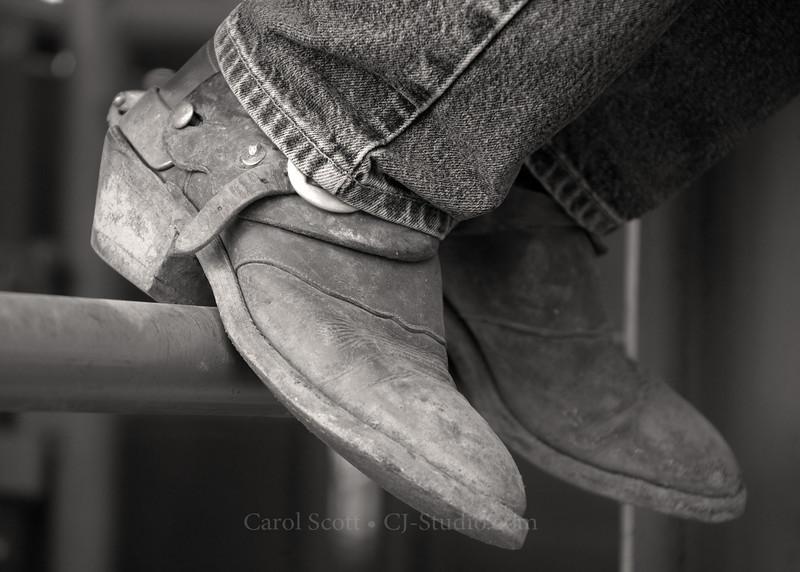 Bullrider's Boots