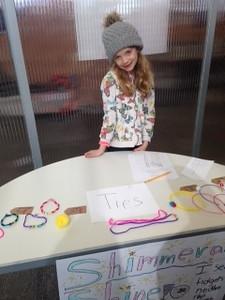 Second Grade Economics Fair 2016