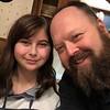 Sarah and John 1/26/2018   Sarah 14th B-day